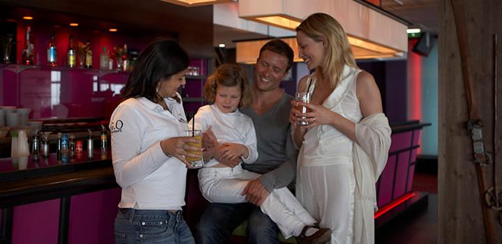 Club Med Bar Val Claret