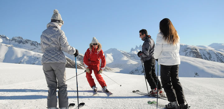 Club Med Ski Instructors