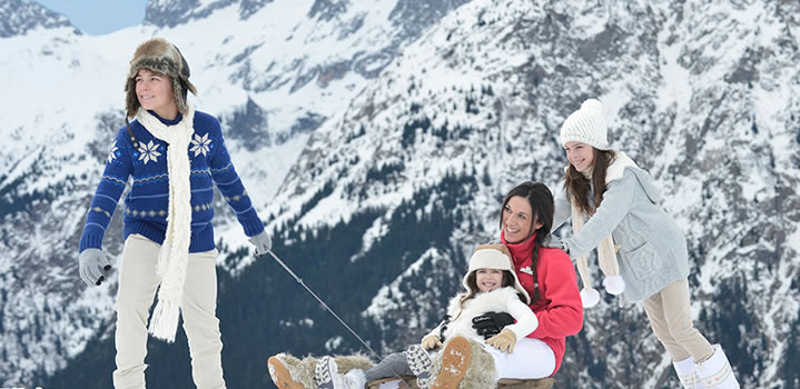 Family Club Med Ski