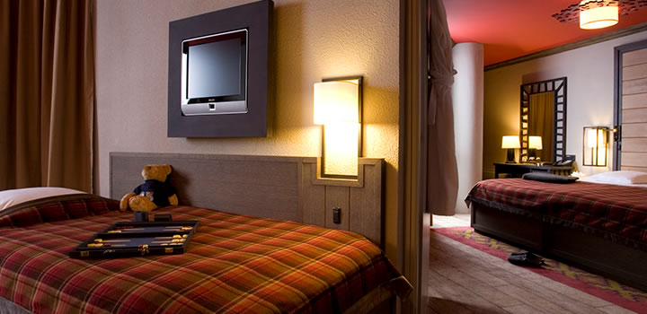 Rooms Club Med Val Claret