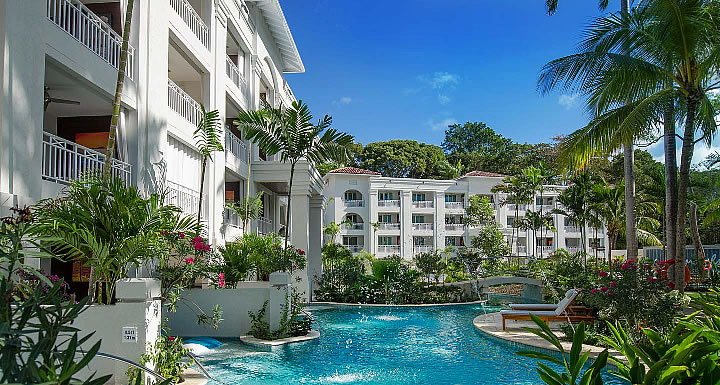 Sandals Barbados blog