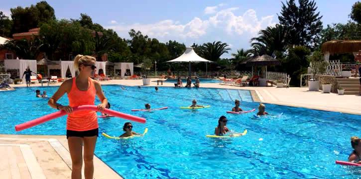 Fitness Pool