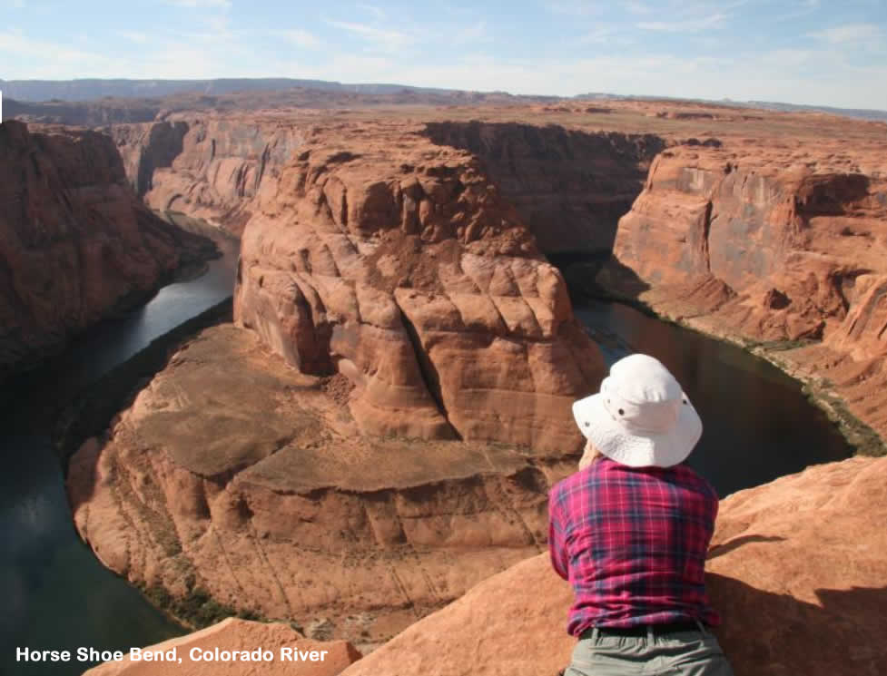 Walking The US National Parks – By Guest Blogger Jo Rolls FromExplore