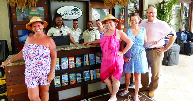 Beaches Turks & Caicos & Sandals Grande Antigua – by Travel Club Elite's Sandals Ambassador, DeanaManser