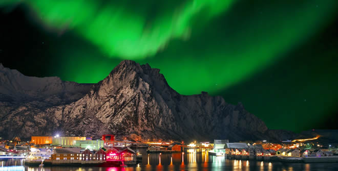 The Magic of the Northern Lights thisChristmas