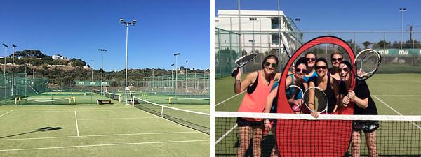 Levante Beach Resort Tennis