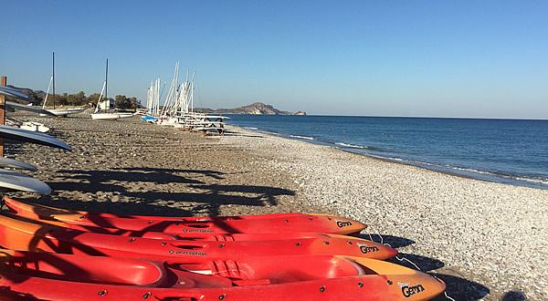 Levante Beach Resort Watersports